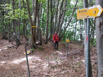 Experience (price per person): Trekking Pelion