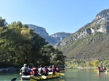 Experience (price per person): Rafting in Valdadige e visita al Forte
