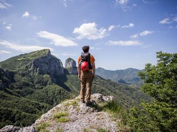 Experience (price per group): La montagna col buco! Escursione sul Monte Forato