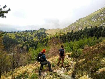Experience (price per group): Escursione alla Valle Incantata, versione facile