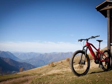 Esperienza (prezzo a persona): Bike tour Val Taleggio - piani D'artavaggio