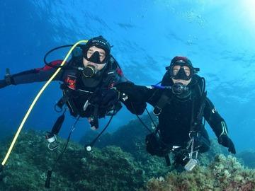 """Entdeckung (preis pro person): Immersione subacquea """"BATTESIMO DEL MARE"""""""