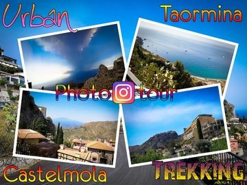 Entdeckung (preis pro person): Taormina Castelmola Photo Tour - Family