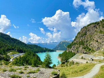 Entdeckung (preis pro person): Trekking Diga di Alpe Gera - Rifugio Bignami